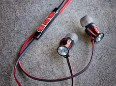 Best earbuds (in-ear headphones) of 2014 - CNET-- NEW Headphones! Sennheiser Headphones, New Headphones, Best Earbuds, Wireless Earbuds, Cool Tech, Audiophile, Noise Cancelling, Gadgets, Stuff To Buy