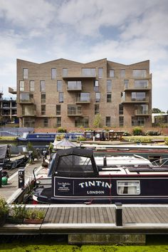 Brentford Lock West, London by Duggan Morris Architects