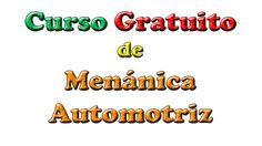 Curso gratuito de mecanica automotriz