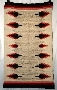 Native American Wall Hangings vintage navajo rug wall hanging saddle blanket set tribal