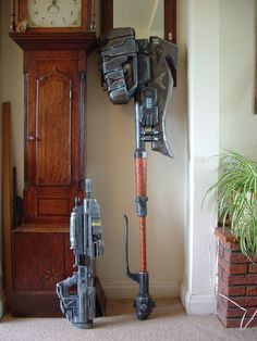 Picture of Gravity Hammer (Halo 3 Variant) Halo Cosplay, Best Cosplay, Cosplay Weapons, Cosplay Costumes, Cosplay Ideas, Costume Ideas, Fnaf, Tracer Cosplay, Halo Armor