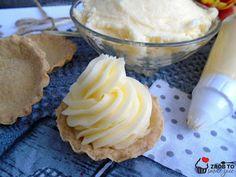 Zrób to smacznie Food Cakes, Mashed Potatoes, Delicious Desserts, Cake Recipes, Pudding, Ethnic Recipes, Mascarpone, Polish, Cakes