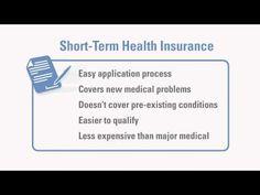 ▶ eHealth - Short-Term Health Insurance - YouTube