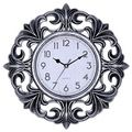 """Creatieve Europese Wandklok Retro Horloge Lacework Ronde Klokken Stilte 10"""""""