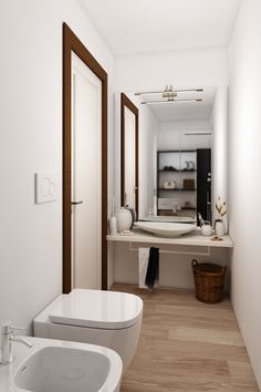 Apartment renovation in Florence, render for various project ideas Apartment Renovation, Bathroom Renovations, House Design, Furniture, Home Decor, Decoration Home, Room Decor, Home Furnishings, Architecture Illustrations