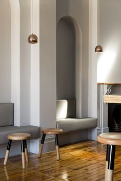 Family business in Melbourne benefits from an injection of youthful energy... http://www.weheart.co.uk/2014/06/18/foxtrot-charlie-brunswick-melbourne/