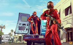 Wallpaper Gta 5 Grand Theft Auto V Rockstar 17, Free Desktop Wallpapers, Cool Wallpapers