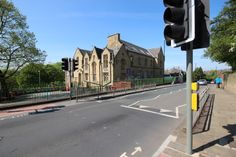 St Matthias Church Of England School South Building on Burley Road, Leeds, LS4.