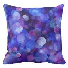#Bubbles 006 #Cotton Throw Pillow 20x20 #JAMFotoWorms #Zazzle.com