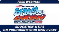 Youth Splash & Dash Aquathlon Series - usatriathlon.org