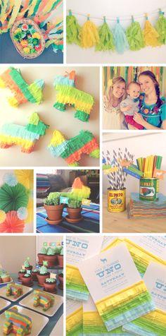 beccalovesart: Max's First Birthday Fiesta