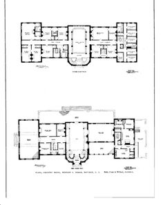 Floor Plans On Pinterest Mansion Plans Ground