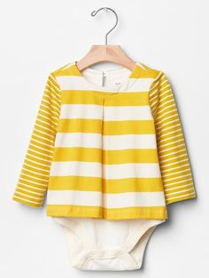 Mix-stripe body double 12-18