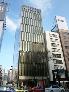 """GUCCI"" Ginza Tokyo Japan (Gennaio)"