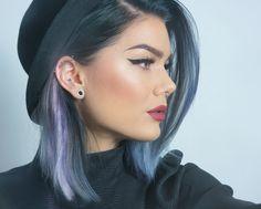 Demure - Kat von d tattoo liner Trooper, House of lashes Iconic, Girlactik Matte lip Paint Demure