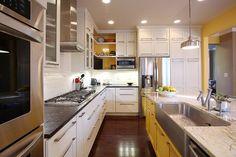 modern kitchen idea 52#LGLimitlessDesign #Contest