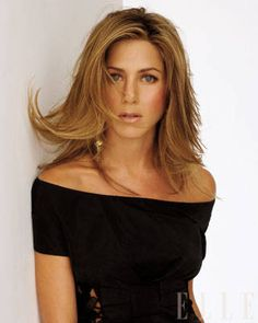 Jennifer Aniston Hairstyle Gallery – View Celebrity Hairstyles - ELLE