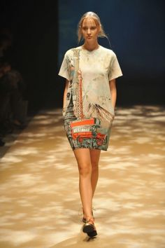 2014 S/S | IN-PROCESS BY HALL OHARA | Mercedes-Benz Fashion Week TOKYO