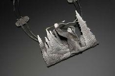 Magazine Bonus Joan Tenenbaum's Metal Work - Art Jewelry Magazine - Online Community, Forums, Blogs, and Photo Galleries