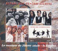La musique du 20ème siècle - Beatles