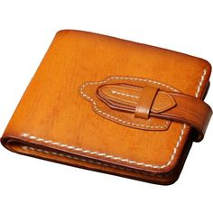 Handmade Leather Mens Cool Slim Leather Wallet Card Wallet Holders Men Small Wallets Bifold for Men Handmade Leather Mens Cool Slim Leather Wallet Card Wallet Holders Men – iwalletsmen Leather Wallet Pattern, Small Leather Wallet, Handmade Leather Wallet, Wallets For Women Leather, Small Leather Goods, Leather School Backpack, Simple Wallet, Slim Wallet, Leather Working Tools