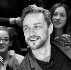 James McAvoy Why'd you have to look like that?