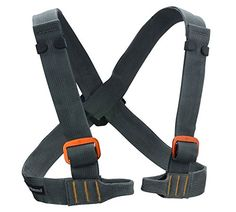 Black Diamond Vario Chest Harness Grey -- Read more  at the image link. This is an Amazon Affiliate links.
