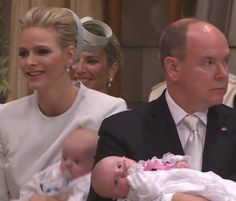 Christening of the Twins