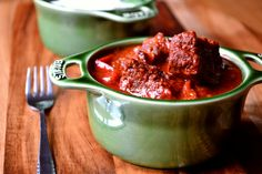 This recipe for Ox Cheek Goulash is a rich and sumptuous rendition of the Hungarian classic, best served with giant couscous and sour cream.