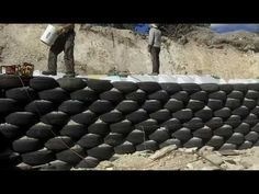 Cr4 thread slope stabilization aut gumi par d pinterest earthship hillside for Swimming pool drank mp3 download