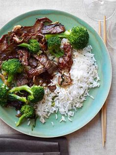 In 30 minutes you can have a sizzling sesame beef stir-fry on your table and ready to enjoy!