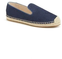 Vince Camuto 'Driston' Espadrille Flat (Women) available at Denim Flats, Comfortable Flats, Womens Flats, Vince Camuto, Amazing Women, Blue Jeans, Footwear, Nordstrom