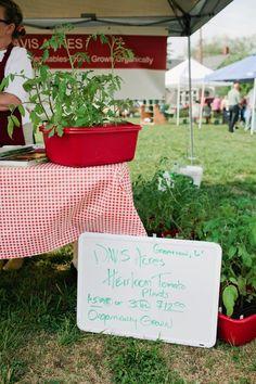 Friday is market day at Milton Farmers' Market in Delaware 2 - 6pm   http://www.farmersmarketonline.com/fm/MiltonFarmersMarketDE.html