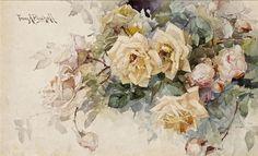 franz bischoff | Осенние розы. Franz Bischoff . Обсуждение на ...