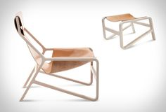 Toro Lounge Chair by  Blu Dot