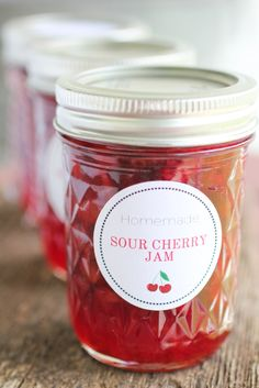 sour cherry jam sour cherry sour cherry jam sour cherry jam a perfect ...