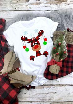 T Shirt Archives - Page 4 of 72 - Hityourstyle Christmas Tee Shirts, Christmas Svg, Ugly Christmas Sweater, Xmas, Christmas Clothing, Christmas Tops, Ugly Sweater, Christmas Projects, Christmas Ideas