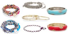 Love bracelets!  Host a party or Host a catalog party and earn for FREE!!!  www.loridelarosa.chloeandisabel.com
