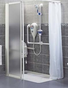 Disabled bathroom on pinterest handicap bathroom ada - Disabled shower room ...