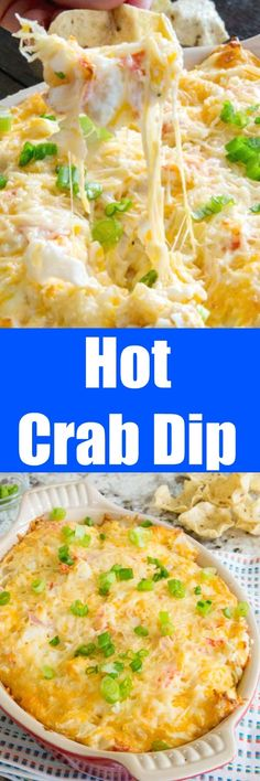 Crab Dip Recipes, Best Appetizer Recipes, Yummy Appetizers, Seafood Recipes, Dinner Recipes, Cooking Recipes, Milk Recipes, Cooking Tips, Sauces