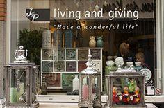 Etalage - J&P Living & Giving Lifestyle Zutphen