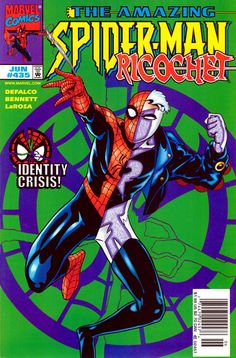 Image result for spider-man amazing 435