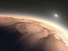 Martian sunrises