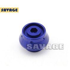 Motorcycle CNC Aluminum Oil Filler Cover Bolt Plug Cap Screw For YAMAHA YZFR25 YZFR3 YZF-R25 YZF-R3 YZF R25/R3 New Blue