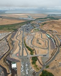 Sonoma Raceway. I have been going there for years! Fun and can be very hot!