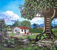 The Tree House by German Ramon Duron Lanza