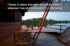 Sri Lanka for romantic escapes. Learn more: http://www.srilankatailormade.com/why-sri-lanka/weddings-and-honeymoons/honeymoon-destinations/
