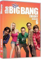 The Big Bang Theory - Season 6 (DVD + UV Copy)