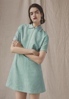 Hermès | Resort 2017 Collection | Vogue Runway