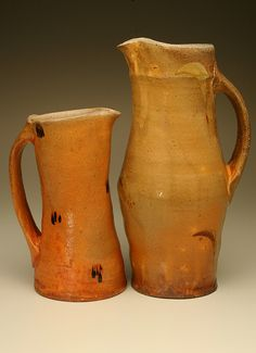 Douglass Rankin and Will Ruggles by clayglazepots, via Flickr